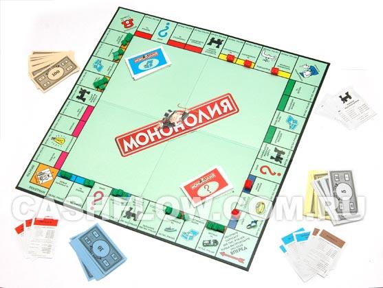 Сделать  монополию на русском языке 4